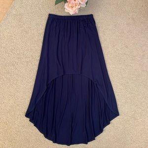 New Forever 21 High Low Skirt M
